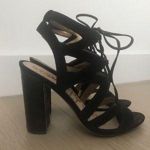 Sam Edelman Lace Up Sandal